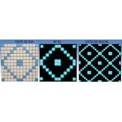 Mosaico B1 Luminiscentes