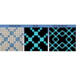 Mosaico B2 Luminiscentes