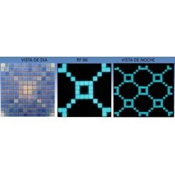 Mosaico B6 Luminiscentes